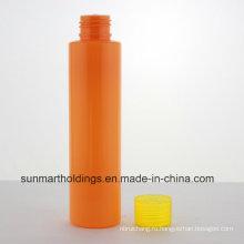 Пластиковая бутылка 135 мл с крышками