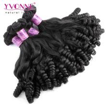 Высокое Качество Совет Вьющиеся Девственные Фунми Волосы