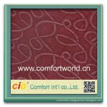 Fashion new design pretty elegant polyester types of sofa material fabric