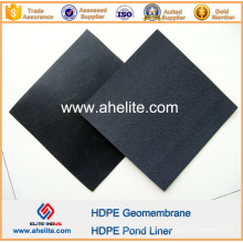 Espesor Geomembranas de HDPE de 0,12 mm a 2,5 mm