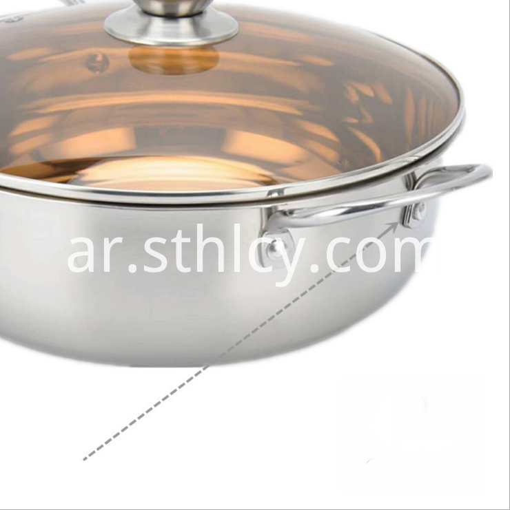 Stainless Steel Hot Pothl645by2