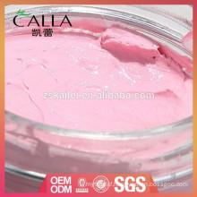 GMPC black mineral black mud face mask cosmetic