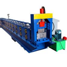 Tubo abajo de China del fabricante del metal del acero inconsútil y canal de la lluvia que hace la máquina para la venta