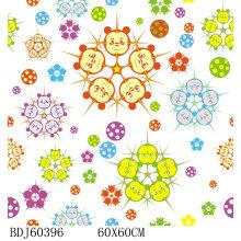 Azulejos de cerâmica com tapete de cerâmica à venda quente com 1200X1800mm (BDJ60396)