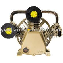 Cabeça do compressor de ar