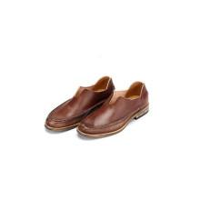 Fashion Flat U-Sharpe Men Business Leather Shoes (NX 438)