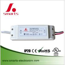 plastic cover 500ma 20w 24w 110v ac to 35-40v dc power supply