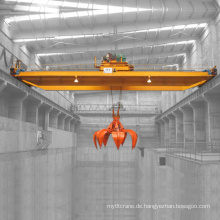 Top-Qualität Doppelträger Grab Crane zum Entfernen von Abfällen