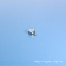 33eh High Quality Disk NdFeB Neodymium Permanent Magnet Ts16949