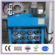 Ce Certified Dies Hydraulic Hose Crimping Machine with Quick Change Tool