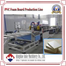Panneau de mousse de croûte de PVC WPC faisant la machine