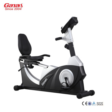 Bicicleta reclinada Commercial Gym Exercise Bike