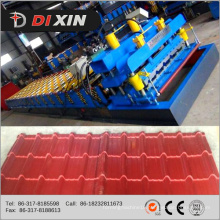 China Great Building Material Aluminum Roof Glazed Tile Roll Forming Machine