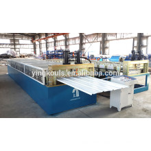High quality fast flat sheet corrugated roll forming machine