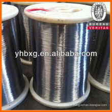 Fil d'acier inoxydable ASTM 316L