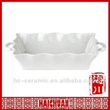 Ceramic bread pan, bread loaf pan