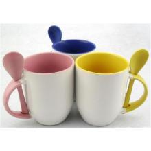 Magic Mug with Inner&Handle Color Changing Mug