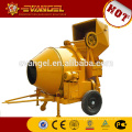 Betoneira de baixo preço com motor a diesel hidráulico