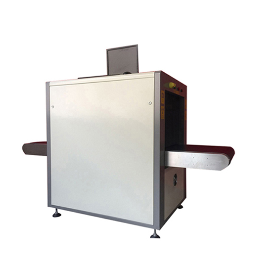x-ray baggage scanner machine
