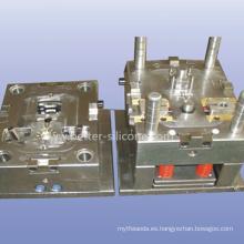 Herramienta de moldeo de inyección de plástico de precisión