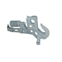 50 tons of disc quick release towing hook