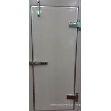 Porta afundada completa da dobradiça para a caminhada no congelador com CE
