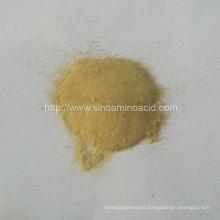 Grado de alimentación de quelatos de aminoácidos de zinc