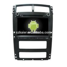 ¡Cuatro nucleos! DVD del coche de Android 6.0 para el nuevo 405 con pantalla capacitiva de 9 pulgadas / GPS / Enlace espejo / DVR / TPMS / OBD2 / WIFI / 4G