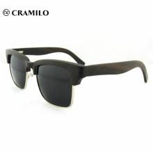 Óculos de sol de madeira natural