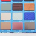 Alunewall résistant à la pollution Nano PVDF enduit des matériaux composites en aluminium panneau extérieur