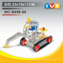 Nuevo producto del artículo DIY vehículo de juguete educativo de metal