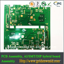 HDI PCB Fabricant pcb cutter