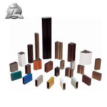 Alta qualidade e preços razoáveis perfil de aluminio extruido