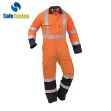 new design biocolor Flame Retardant safety Workwear