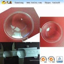 Son utilisation et la matière plastique acrylique optique