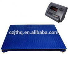 5T electronic digital weighing floor scale