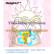 7inch Height Skateboard Girl Summer Crowns