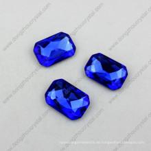 China Fabrik Capri Blue Crystal Rhiestone Jeans schmücken Großhandel