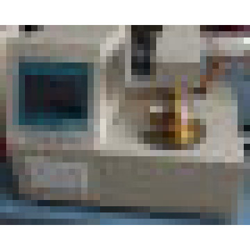 Équipement d'essai de point d'incendie et de point d'éclair d'appareillage de laboratoire