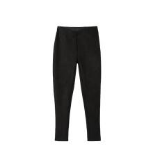 Hot Sale Custom Fashion Skinny Elastic Waist Bottom Long Casual Ladies Pant Trousers