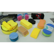 Durable large super water absorbent car care cleaning sponge