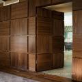 Звуконепроницаемые Простые Старинные Двери Невидимые Двери
