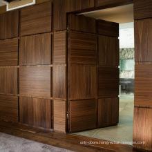 Doorwin Factory Antique Doors Interior Wooden Invisible Doors Private Customerd Door Is Welcome
