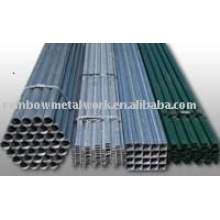 Steel Post for Traffic Sign Support System