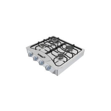 4 Burner Table Top Gas Cooker - Hemat Gas