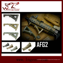 Afg tactique 2 en angle Foregrip Fore Grip pour Airsoft