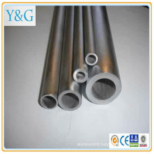2011(FC1) 2014(H15) 5004A 5052(NS4) aluminium alloy anodized mill finished sand blasted tube / pipe