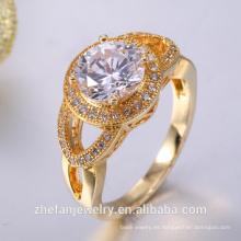pavimenta el diseño de la configuración el diseño de los anillos de oro de la eternidad para las mujeres