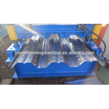 High quality decking floor forming machine, floor machine, floor making machine