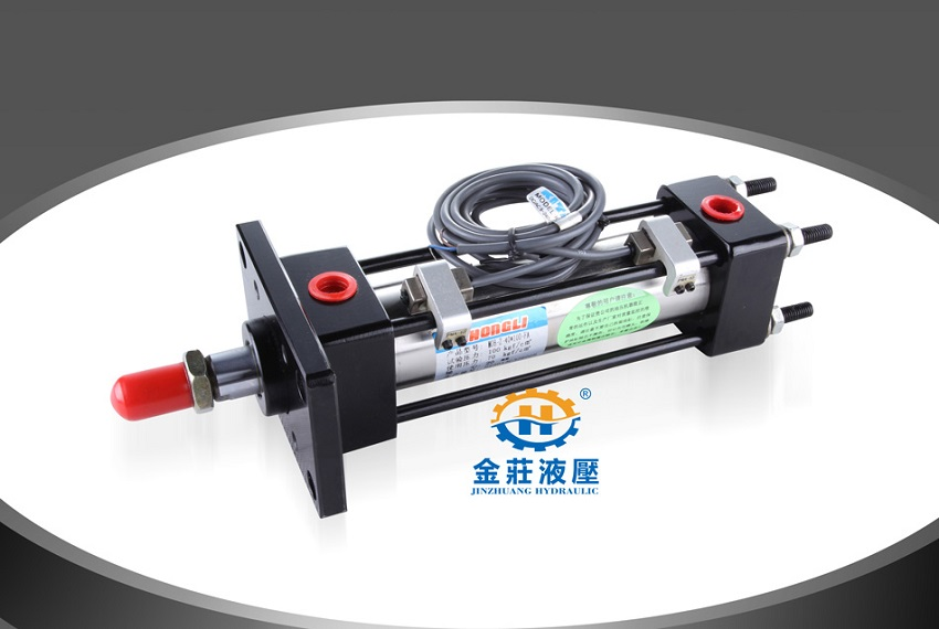 tie rod hydraulic cylinder of light oil cylinder